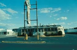 Yankee Clipper Diner - (small photos, col. & b/w)